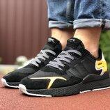 Кроссовки мужские Adidas Nite Jogger Boost, черные
