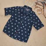 Рубашка Next р.3-4 года 104 см