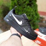 Кроссовки мужские Nike Air Force 1 Mid LV8 , черные