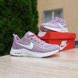 Кроссовки женские Nike Zoom X, лиловые