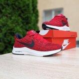 Кроссовки женские Nike Zoom X, красные