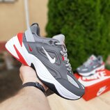 Кроссовки мужские Nike M2K Tekno, серый