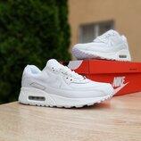 Кроссовки женские Nike Air Max 90, белые