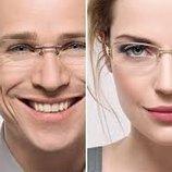 Очки для чтения и коррекции зрения. 2.5д.