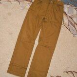 Брюки тонкие Slim Leg George р.8-9 лет 134 см.