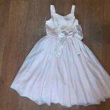 Платье нарядное, длинное, 6 лет, Next