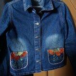 Джинсовый жакет Gloria Jeans, р. 110-122