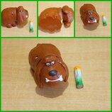 Игрушка из McDonald's пес Дюк из м/ф Тайная жизнь домашних животных іграшка