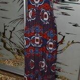 Сарафан платье в пол длинный с карманами Next