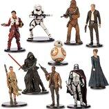 Disney Store Игровой набор с фигурками Звездные войны сила пробуждается star wars the force awakens