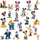 Disney Store Игровой набор мега с фигурками Микки Маус и друзья Mickey Mouse and Friends Mega Figuri
