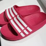 Шлепанцы Adidas на девочку K12 29-30 размер оригинал