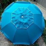 Самый крепкий пляжный зонт D2M