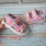 Детские открытые розовые босоножки на девочку Том.м
