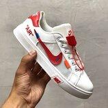 Кроссовки женские Nike Blazer Mid Off-White