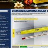 Фирменная ручка термометр Toko