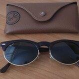 Винтажные солнцезащитные очки Ray-Ban W1267