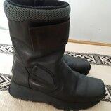 Сапоги, ботинки натуральная кожа р 37