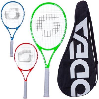 Ракетка для большого тенниса Odear Dream с чехлом 3 цвета