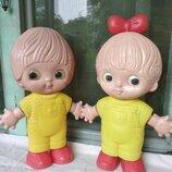 Куклы Ссср парой
