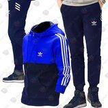 Спортивный костюм Adidas детский подростковый 134р - 170р