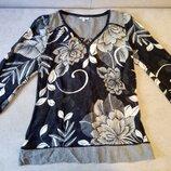 Блузка, блузон женский фирмы M&S р.14 в состоянии новой вещи