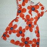 Трикотажное платье George на 8-9 лет