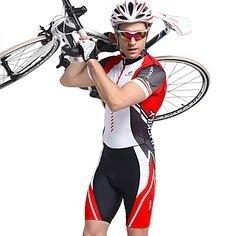 Фирменные велошорты бриджи с памперсом для удобства TCM