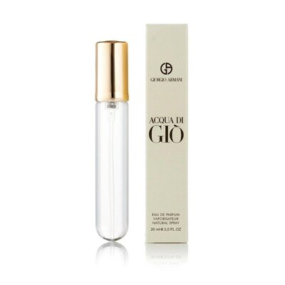Мини парфюм Giorgio Armani Acqua di Gio мужской - 20 мл