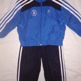 Спортивный костюм Adidas оригин. на 2-3года р.92-98