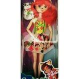 Кукла шарнирная Enchantimals с питомцем
