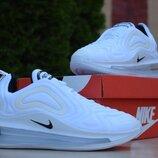 Кроссовки женские Nike Air Max 720 белые