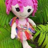 Кукла, мягкая, Лалалупси,фея , огромная 55 см , Lalaloopsy
