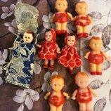 Пупсы куклы ссср 60 гг