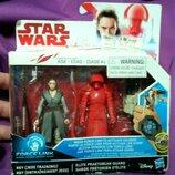 Звёздные воины Star wars Rey & Pretoria Disney Hasbro