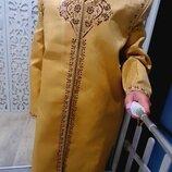 Пальто плащ пиджак Dulha House концертное император царь раджа