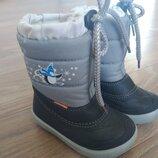Зимние сапоги ботинки demar демар 22-23 р