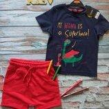 Костюм на лето футболка и шорты