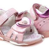 Нарядные босоножки, сандалии с подсветкой TM Clibee AB-5 размеры 20- 25 Топ продаж