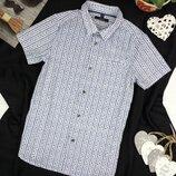 Рубашка Marks & Spenser 8 - 9 лет, 128 - 134 см.