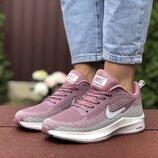 Кроссовки женские Nike Flyknit Lunar 3, лиловый