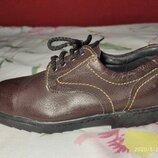 Туфли по стельке 22,5 см размер 21 фирмы Arcadia, б/у