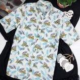 Рубашка Marks & Spenser 13 - 14 лет, 158 - 164 см.