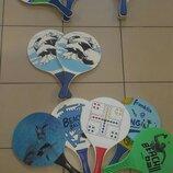 Ракетки для пляжного тенниса, Маткот, фрескобол
