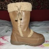 Сапожки,сапоги,ботинки,полусапожки размер 27 фирма George, б/у