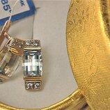 Серьги золото 585 проба 5,27 грамма