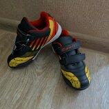 Детские кроссовки на липучках для мальчика,26,27,28 рр.