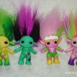 коллекционные куклы Зельфы Zelfs Moose Сша оригинал клеймо