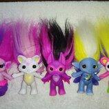 шикарные коллекционные куклы Зельфы Zelfs Moose Сша оригинал клеймо