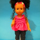 Шикарная очаровательная виниловая кукла Лилли Lilly Гетц Gotz Германия оригинал клеймо 27 см